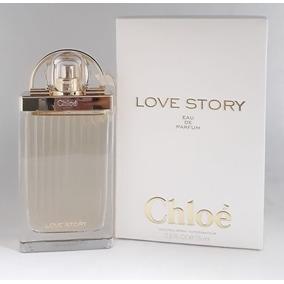 Perfume Chloé Love Story 75ml Feminino Edp + Brinde Amostra