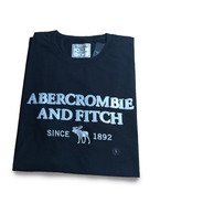 Camiseta Masculina Short-sleeve Abercrombie&fitch Original