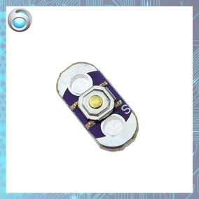 Módulo Chave Push Button Lilypad Arduino Wearable
