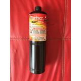 Turner Cartucho Tanque De Gas Acetileno Negro Para Soldar Gb