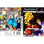 Dragon Ball Z Budokai Tenkachi 3 Voces Latino Dioses Caos