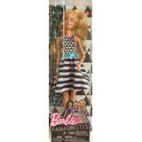 Barbie Fashionista 46 Power Print