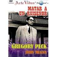 Matar A Un Ruiseñor - Gregory Peck, John Megna