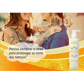 Hidratante De Argan Para Tatuagem Strax - Hinode