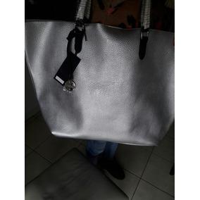 Prune Imperdible Maxi /bolso Color Plata !!!