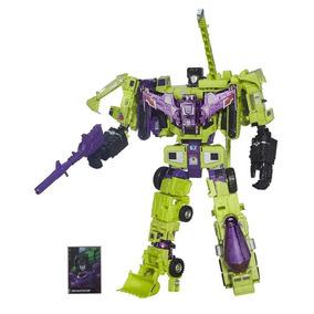 Transformers-figura Devastator Metalizado Hasbro B3845