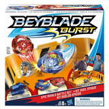 Beyblade Burs Kit Duelos Épicos Hasbro Oferta Bey Blade