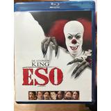 Blu-ray Eso / It / De Stephen King (1990)