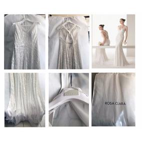 Vestido De Novia Rosa Clará Colección Soft 2015