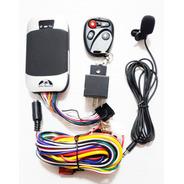 Gps Tracker Gps303g Satelital Con Sirena Para Carro O Moto