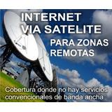 Internet Satelital / 1 Mega Pesos 7000/ Libre / Comodato