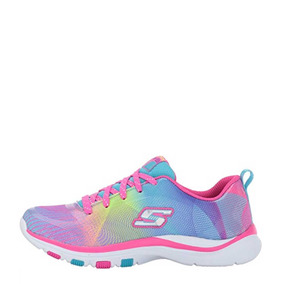 Zapatillas Skechers Kids Trainer Lite Dance Niños (1487)