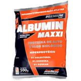 Albumin Maxxi (albumina) 500g - New Millen - Com Sabor.
