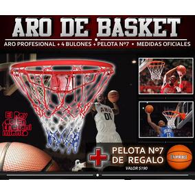 Tablero-aro De Basket Brasileiro