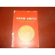 Livro - A Riqueza Das Nações - Adam Smith