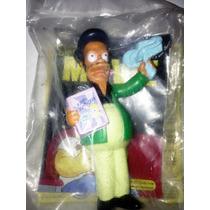 Simpsons La Pelicula Apu Figura Nueva Burger King 2007