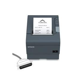 Miniprinter Epson Tm-t88v-834, Termica, Negra, Paralela-usb