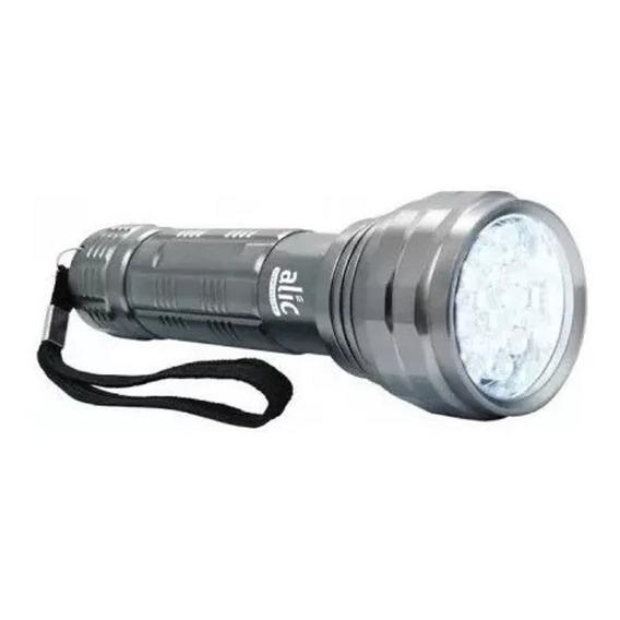 Linterna 21 Leds Alta Luminosidad Pila Aaa Bajo Consumo 13cm