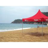 Carpa Gazebo Plegable 3h Original 3x3 Aluminio Playa Eventos