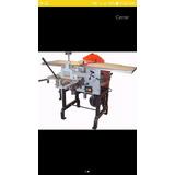 Maquina Combinada Para Carpinteria 6 Operaciones