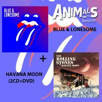 Combo The Rolling Stones Blue & Lonesome + Havana Moon Ofert