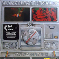 Bob Marley & The Wailers 1978 Babylon By Bus Lp Duplo 180 G