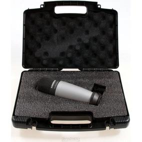 Microfone Condensador Para Estudio - Samson C01