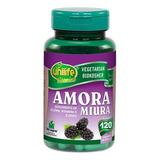 Amora Miura Com Vitaminas Em Cápsulas