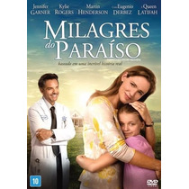 Dvd Milagres Do Paraíso Filme Gospel (original E Lacrado)