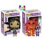 Mulan Mushu Set 2 Piezas Funko Pop Disney Princesas Cf