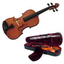 Violin De Estudio Stradella 1/2 Con Estuche Arco Y Resina