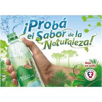 Agua Mineral Natural 500 Cc. Pack X 12 Envio Gratis Capital