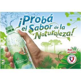 Agua Mineral Bajo Sodio 500cc Pack X 12 Envio Gratis Capital