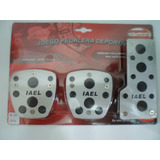 Kit Cubre Pedales Deportivos Universal Auto-pick-up-tunning