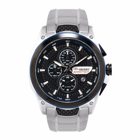 Relógio Orient Masculino Speed Tech Mbssc112 Vidro Safira