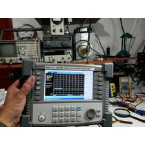 Analizador De Antenna Para Fm Broadcast Transmisores Antena