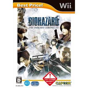 Biohazard The Darkside Chronicles (mejor Versión) Importaci