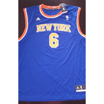 Camiseta Adidas Nba Ny Knicks Tyson Chandler Talle L