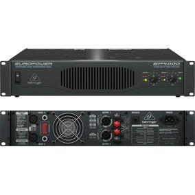 Potência Behringer Ep 4000 110v