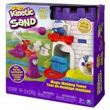 Kinetic Sand Torre Mágica Spin Master Original