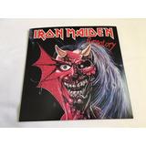 Iron Maiden - Purgatory Single Compacto Vinil Novo - Killers