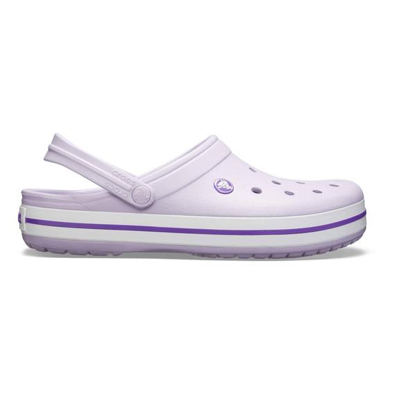 Crocs Crocband Clog Violeta Hombre Mujer