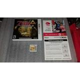 The Legend Of Zelda A Link Between Worlds, 3ds,buen Estado.