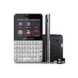 Celular Motorola Ex119 Doble Chip .wifi Con Linea Claro