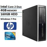 Hp Elite 6000 Premium Computadora De Escritorio Empresarial