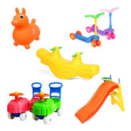 Vehículos Montables para Niños desde