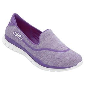 Sapatilha Olympikus Angel Feetpad Caminhada Academia Moda
