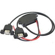 Transformador Conversor Convertidor Usb 12v A 5v 3a Enertik