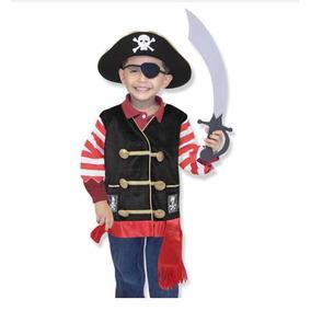 Pírate Role Play Set - Disfraz De Pirata