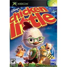 Videojuego: Disney Chicken Little Para Xbox - Buena Vista